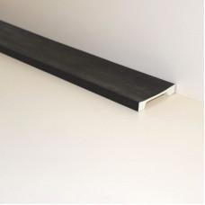 Полиуретановая интерьерная доска 120x20  (Рустик)