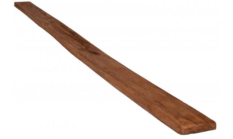 Декоративная доска 90x20 Decorawood для фасада (Классика) Орех