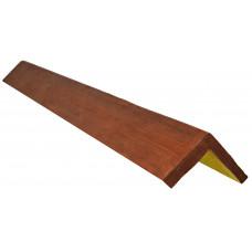 Угловые балки под дерево – эффектный декор из полиуретана в интерьере и экстерьере