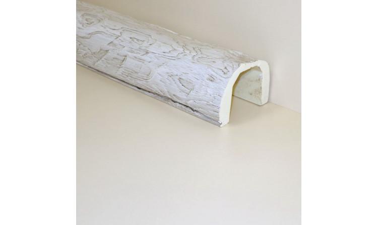 Декоративная балка под бревно 200x150 Береза