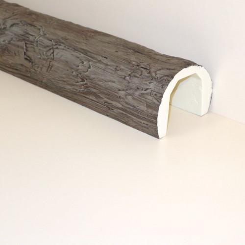 Декоративная балка под бревно, 110х70 мм