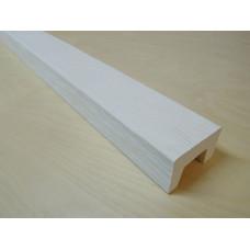 Декоративная балка 90x60 Классика Белый