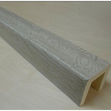 Декоративная балка 120x120 Классика Береза