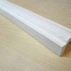 Декоративная балка 90x60 Модерн Белый